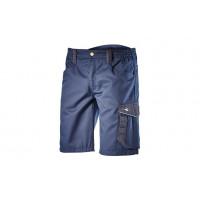 Bermuda de travail POLY avec poches bleu DIADORA - 161758600620