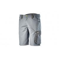 Bermuda de travail POLY avec poches Gris Métal  DIADORA - 161758750700