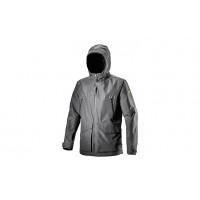 Veste de pluie Vert Lierre Grimpant CERTIFIED DIADORA RAIN JACKET TECH - 173552704370