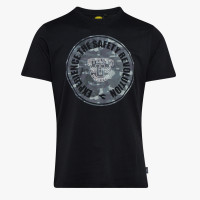 T-SHIRT GRAPHIC NOIR DIADORA - 16176080010