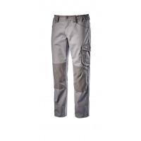 Pantalon de travail d'hiver Gris avec genouillères ROCK WINTER DIADORA - 171658750700