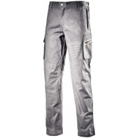 Pantalon de travail Gris CARGO STRETCH DIADORA - 172114750470