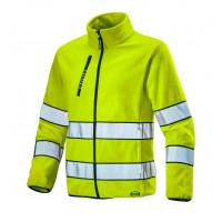 Sweat de travail PILE  jaune fluo Haute Visibilité DIADORA - 17211997034
