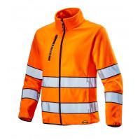 Sweat de travail PILE Orange fluo Haute Visibilité DIADORA - 17211997035