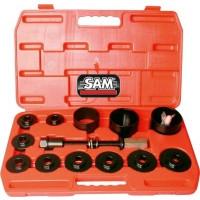 SAM OUTILLAGE-Kit de dépose de roulements -76-EXR