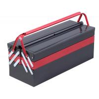 Boite à outils bicolore 5 compartiments SORI - 782439