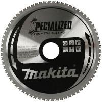 Lames carbures ''Specialized'' Plaque de tôles ondulée, pour scies circulaires à métaux MAKITA - B09771 (Disques diamants)