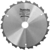 Lame carbure bois Ø 210 mm pour scies circulaires, radiales, à onglets et sur tables MAKITA-A-81767