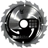 Lames carbures Ø 185 mm ''MForce'', pour bois, pour scies circulaires MAKITA-B-08040