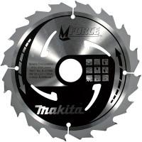 Lames carbures ''MForce'', pour bois, pour scies circulaires Ø190 MM MAKITA-B-07967 (Accessoires Scies circulaires)
