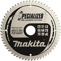 Lame carbure ''Specialized'' pour bois, pour scies radiales à batterie MAKITA-B-56487 (Accessoires Scies a coupe d'onglets)