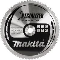 Lames carbures ''Specialized'' Métal, pour tronçonneuse à métaux à lame MAKITA - B-09765 (Accessoires Scies a coupe d'onglets)