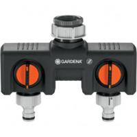 GARDENA-Sélecteur 2 circuits GARDENA-8193-20