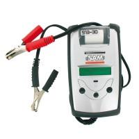 SAM OUTILLAGE-Testeur de batterie 6 - 12 - 24v testeur avec imprimante -913-30