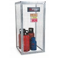 Cage pour bouteilles de gaz gorrila gas cage ggc5 - 900x900x1800 ARMORGARD - GGC5