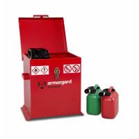 Coffre transport et stockage carburants transbank trb2 - 530x485x540 ARMORGARD - TRB2