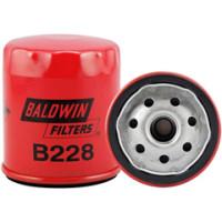 Élément filtrant pour lubrifiant à visser à passage intégral BALDWIN -B228
