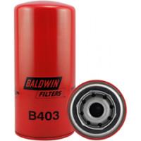 Élément filtrant pour lubrifiant à visser à passage intégral BALDWIN -B403
