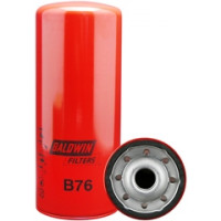 Élément filtrant pour lubrifiant à visser à passage intégral BALDWIN -B76