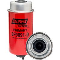 Élément filtrant primaire pour carburant avec drain BALDWIN -BF9891-D