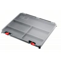 Lidbox - vitrine de rangement pour boite à outils systembox BOSCH - 1600A019CG
