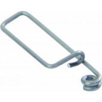 5 clips inox FME pour clés mixtes 22-32mm  polygo 21-32mm SAM OUTILLAGE - CLIP5FME