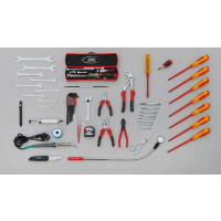 COMPOSITION 69 OUTILS MAINTENANCE SAV ET ELECTROMENAGER SAM OUTILLAGE - CP69