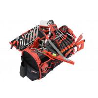 Composition d'outils plombier en valise textile - 96 outils SAM OUTILLAGE - CPPL1Z