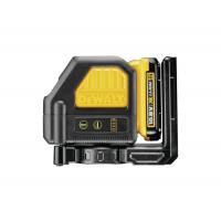 Niveau laser croix XR 10.8V 2Ah Li-Ion - faisceau vert DEWALT - DCE088D1G-QW