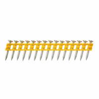 Pointes béton standard pour cloueur DCN890 2.6x25mm DEWALT - DCN8901025