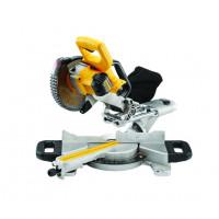 Scie à onglets radiale XR 18V 184mm - sans batterie ni chargeur DEWALT - DCS365N-XJ