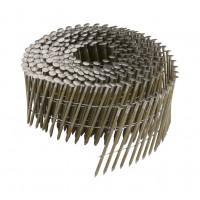 Pointes en rouleau crantées inox 2.3x55mm DEWALT - DNN23R55S316E