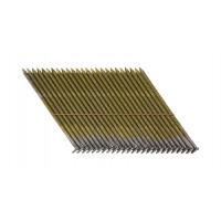 Pointes en bande métal 34° crantées 2.8x63mm DEWALT - DNW28R63E