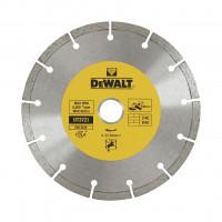 Disque fritté segmenté pour matériaux de construction/béton 180x22.2mm DEWALT - DT3721-QZ