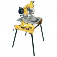 Scie à table et à onglets retournable 2000W 250mm DEWALT - DW743N-QS