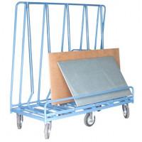Chariot porte-baies 1200 kg chargement 1 côté FIMM - 800006563