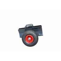 Chariot porte-panneaux 250 kg roues pneumatiques FIMM - 800007587