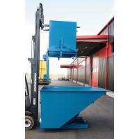 Benne conteneur 1800 L à fond ouvrant FIMM - 800008943