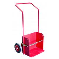 Diable 200 kg porte jerricans 60 à 120 L roues pneumatiques FIMM - 840009380