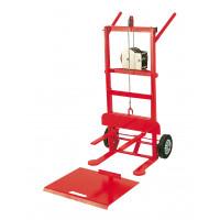 Diable élévateur 150 kg roues diam. 200 mm pneumatiques FIMM - 855006220