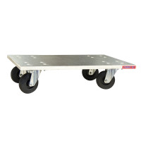 Plateau roulant 210 kg bois glissnot 600 x 400 mm FIMM - 860009533