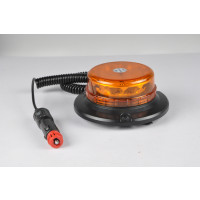 GYROPHARE MAGNETIQUE EXTRA PLAT LED  LEDWORK - LWK0375
