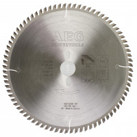 Lame Scie Radiale 254x30x80 pour l'aluminium AEG ACCESSOIRES - 4932430472