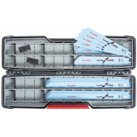 Coffret Scie Sabre 20p -Top Seller Metal BOSCH - 2607010995