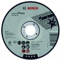 DISQUE 115 x 1,6 INOX PLAT  BOSCH - 2608600215