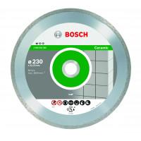 DISQUE DIAMANTE Pro CERAMIC230x22,23  BOSCH - 2608602205