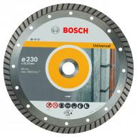 DISQUE DIAMANTE Pro UNIVERSAL Turbo180x22, BOSCH - 2608602396