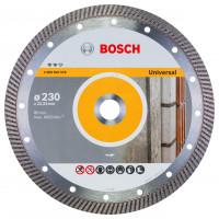 DISQUE DIAMANTE Expert UNIVERSAL Turbo150x BOSCH - 2608602576