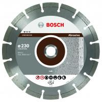 DISQUE DIAMANTE Pro ABRASIVE230x22,23  BOSCH - 2608602619