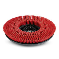 Brosse-disque. moyen. rouge. 300 mm KÄRCHER - 49050140